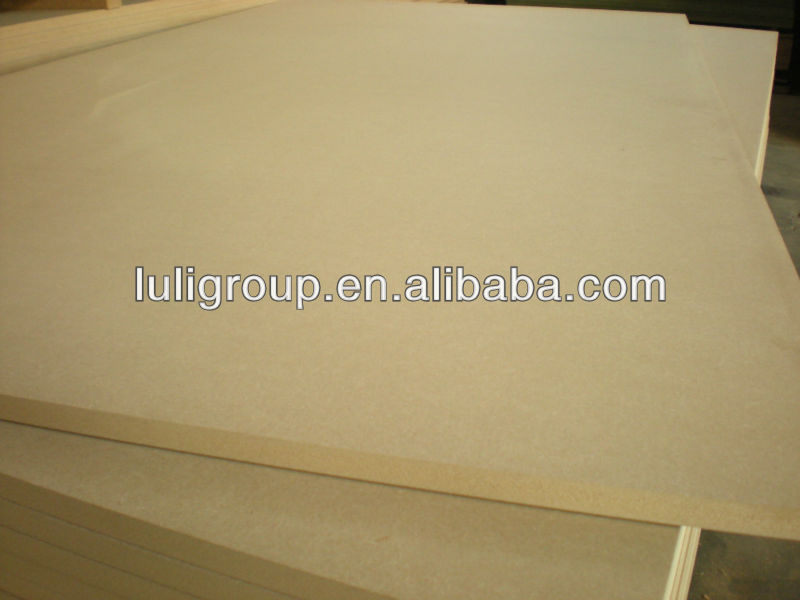 3mm 4mm 6mm 7mm medium density fibre made in China