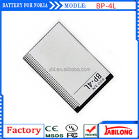 BP-4L 1500mAh mobile phone accessory for NOKIA E61i E63 E90 E95 E71 6650F N97 N810 E72 E52 E55 E71X