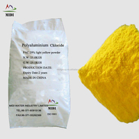 Polyaluminium Chloride PAC 28% White,Yellow Powder