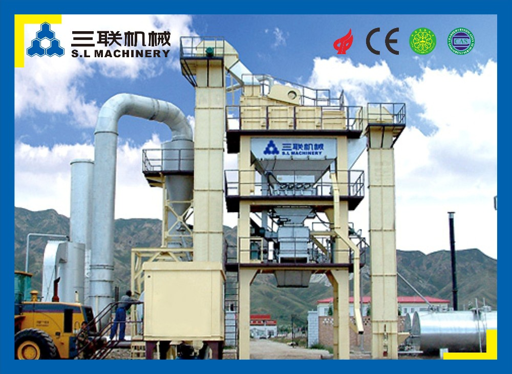 Asphalt drum hot mix plant bitumen machinery asphalt mixing plant