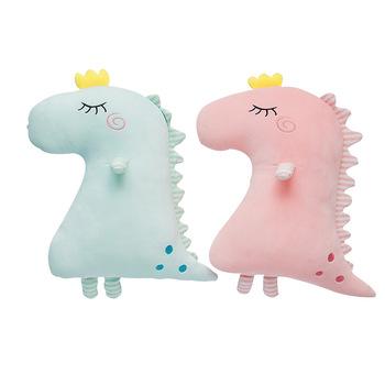 Wholesale Custom Dinosaur Soft Plush Toys Cuddly Throw