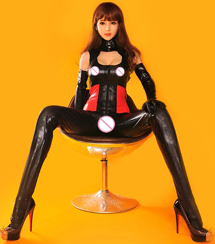 JND11-UK168+  High tech 163cm fantasy sex dolls No.1 platinum silicone sex robots doll