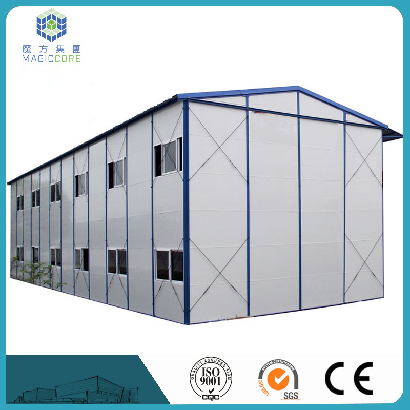 Chinese Best Sale Prefabricated House substitute Prefabricated Labor Camp for Concrete Block House
