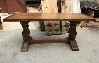 Furniture Wooden Dining Table Set