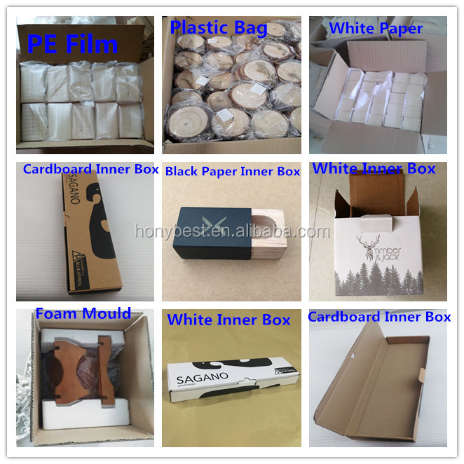 Inner Package  Wood box