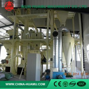 China manufacture competitive animal granulated feed production line