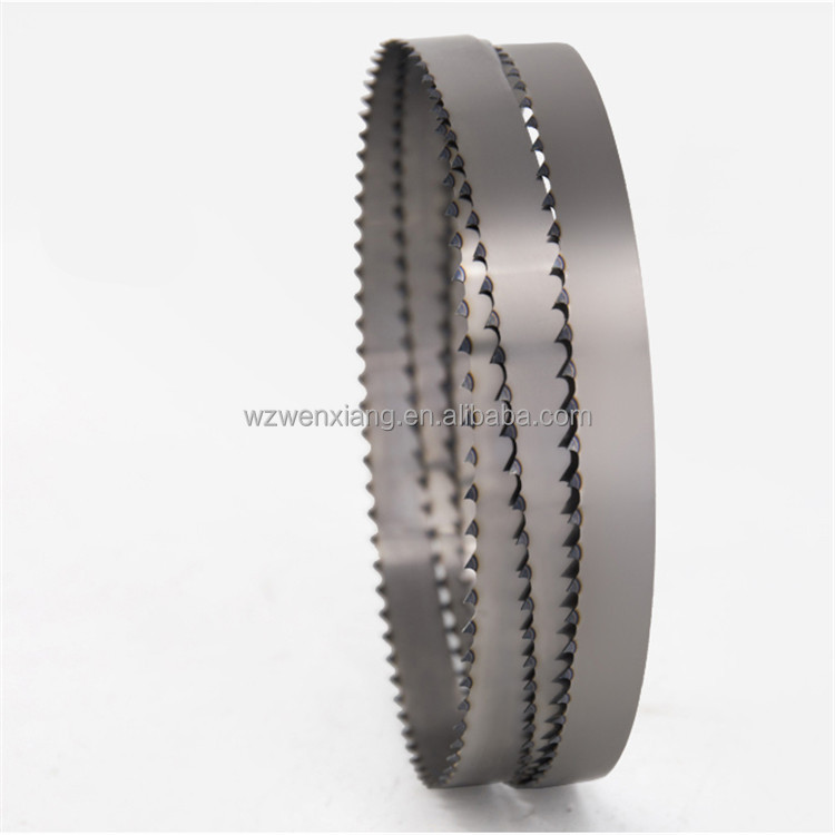 3TPI band saw blade for meat cutting table saw processing plant