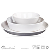 Japanese style dinner set with 18pcs 16 pcs mug,bowl,plate,soup plate