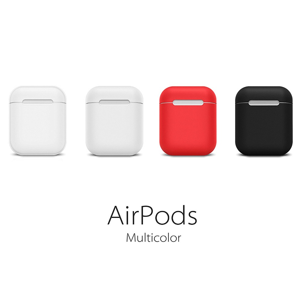 Hotselling case High qualtity silicone covers for Airpods