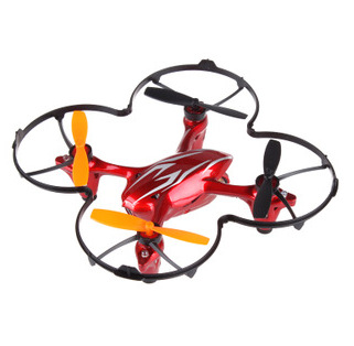 Flying Saucer UFO Aerial Quadcopter With Cameras Can Roll 2.4G RC Toy