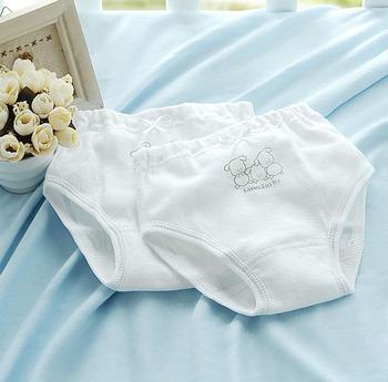 W2203 Bebé Recién Nacido Bebés Algodón Sólido Ropa De Pantalones ...
