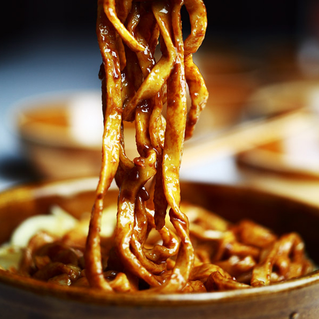 Chinese Dried Fine Egg Noodles for your family use