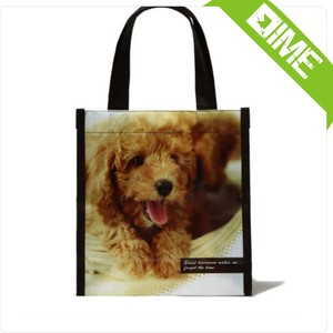 Reusable Printed Non Woven Shopping Bag