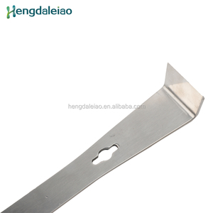 Factory Outlet Beekeeping new type stainless steels hive tool for sales