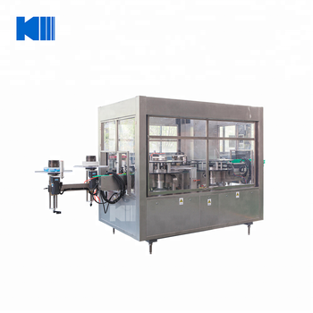 Hot melt Glue Labeling Machine In Labeling Machine For PET Bottle