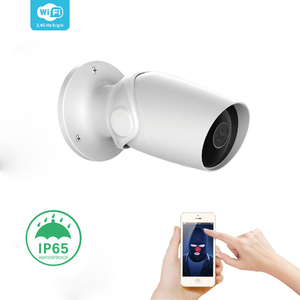 1080 P Wireless WIFI Controlled CCTV IP Outdoor Camera for Tuya APP Smart Home Security System