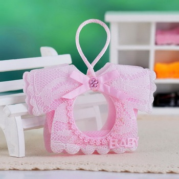 pink cute baby shower party candy favor bags buy baby shower party