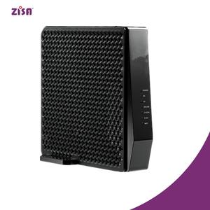 ZISA 4GE 16*4 dual band cable modem 2 4&5g docsis 3 0