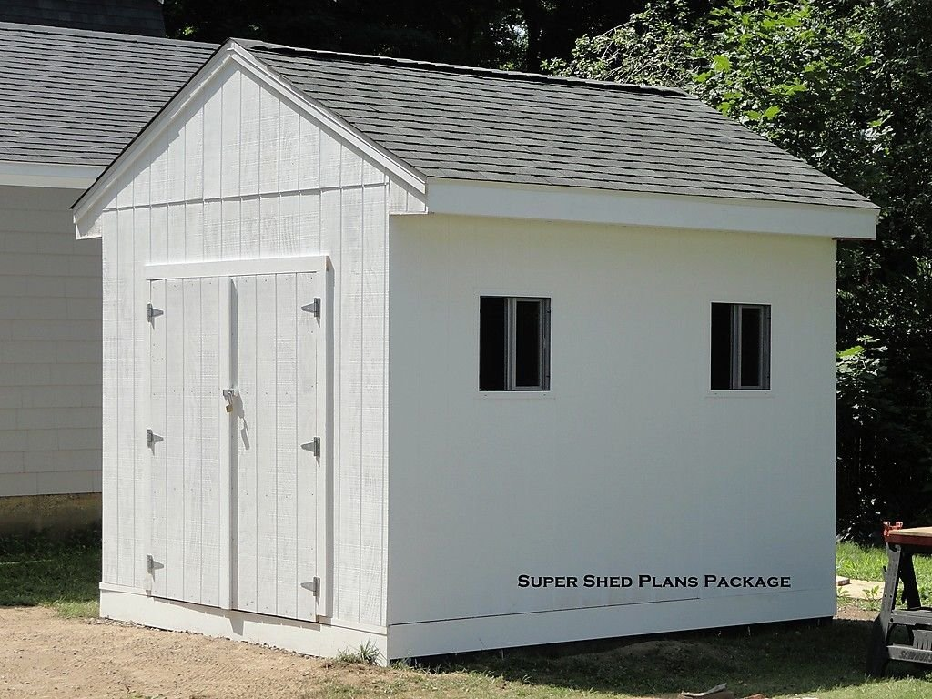 Cheap Free 10x12 Shed Plans Find Free 10x12 Shed Plans Deals On