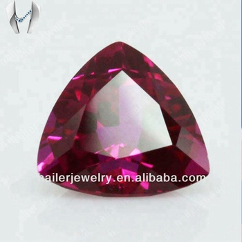Trillion Cut Created Purple Sapphire Synthetic Gemstone Price List - Buy  Gemstone Price List,Gemstone Prices,Rough Gemstone Buyers Product on