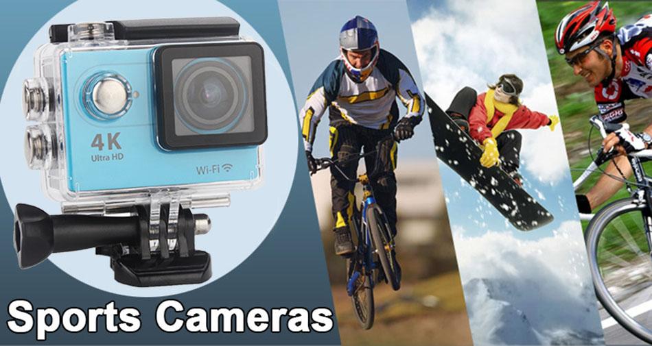 2016 EKEN H9 Or H9R+ Remote Action camera Ultra HD 4K WiFi