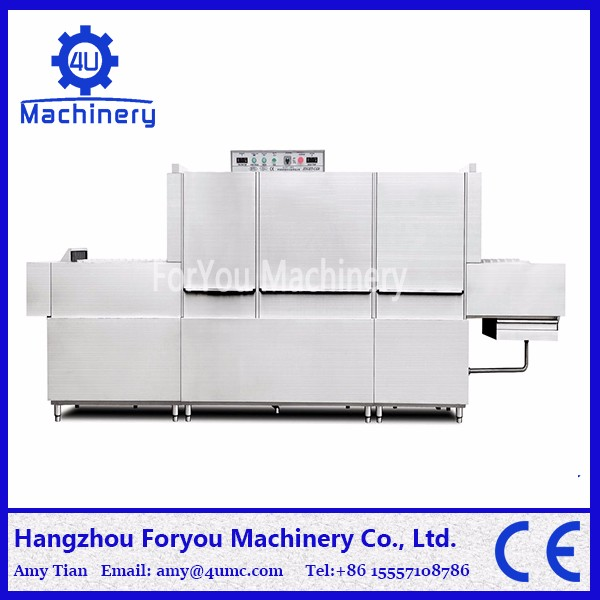 CE certificate Conveyor Dish washer