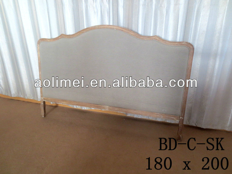 french king size wood headboard  buy king size wood headboards, Headboard designs