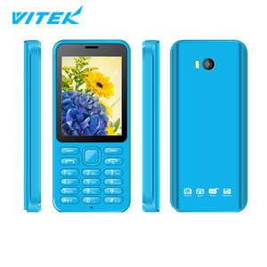 1.8 2.4 2.8 3.2 inch VTEX Low Price Very Small Mini Cell Phone, Basic Bar WCDMA 3G Feature Phone