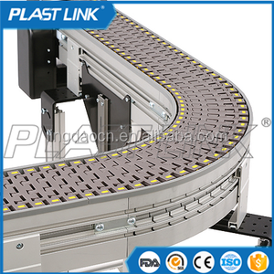 Plast Link Top quality stainless steel nylon belt conveyor table Conveyor /Conveyor Machine sale