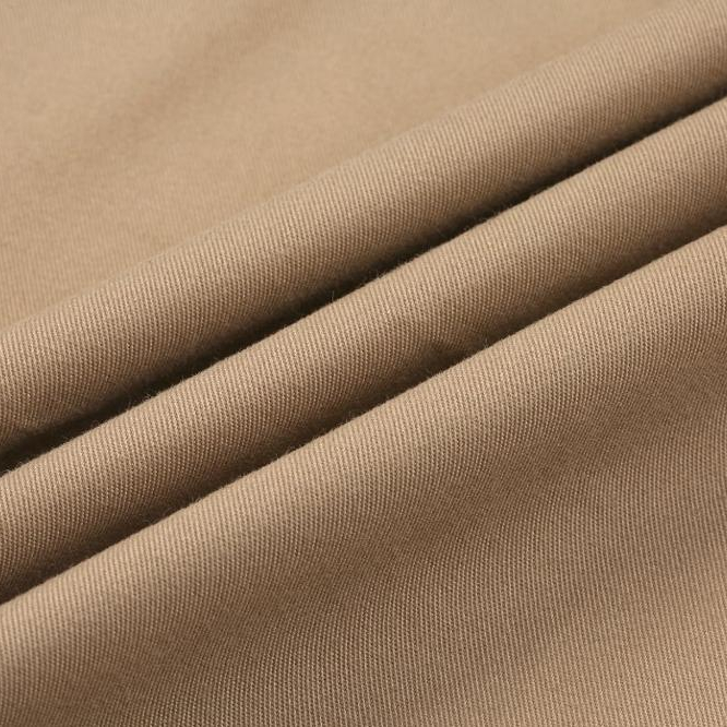 Xinxing 220gsm Baumwolle Polyester Woven Armee Uniform Khaki stoff