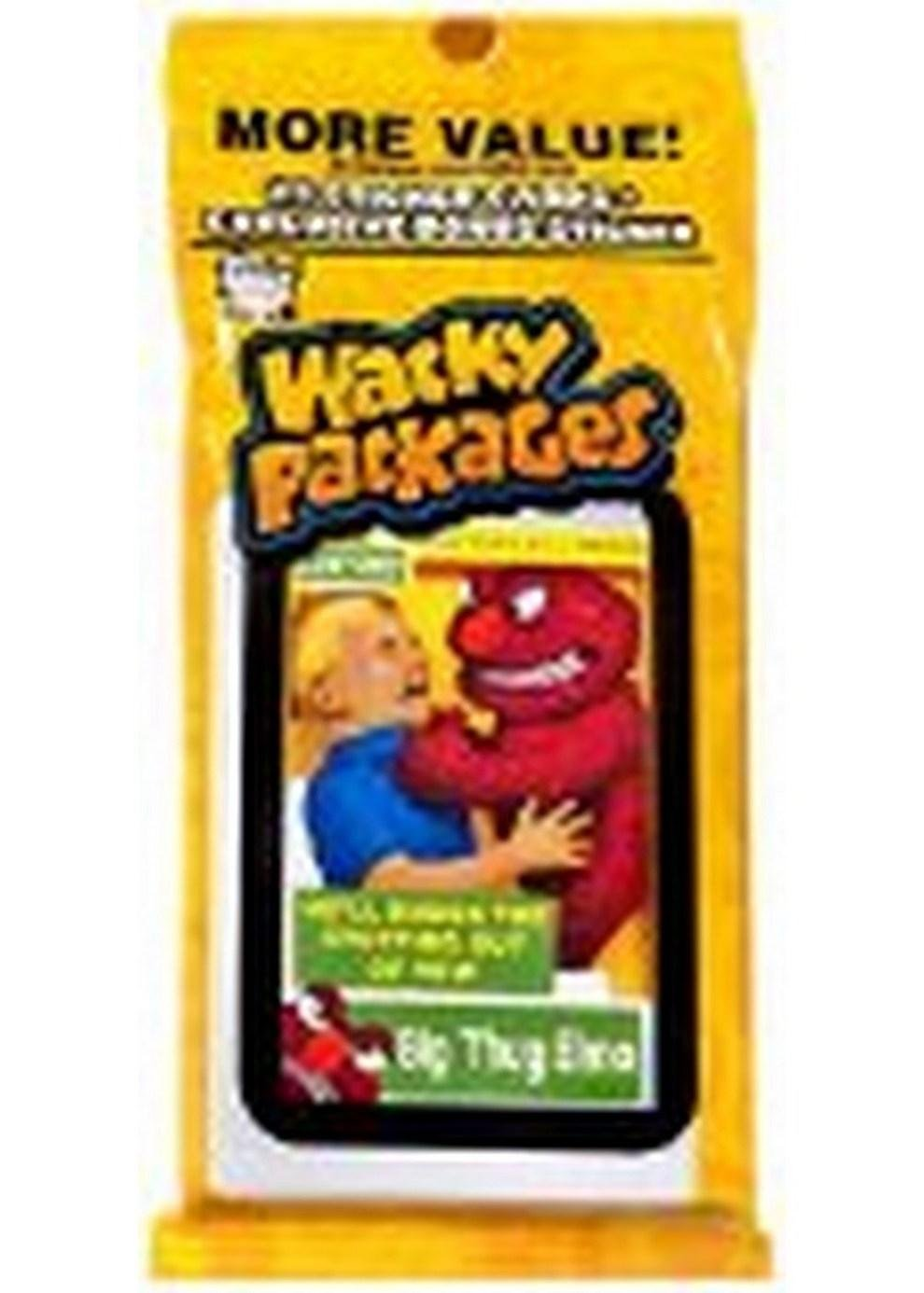 Wacky Packages 2014 Wacky Packages Trading Card Value Pack 2014 Trading Card Value Pack [23 Sticker Cards + Exclusive Bonus Sticker]