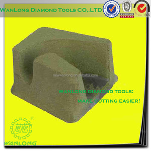 T-105 frankfurt magensite stone abrasive for marble slab grinding,long polishing life for stone grinding tools