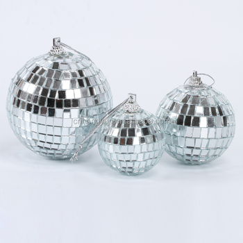 Wholesale Glass Christmas Ball Ornaments Mirror Disco Ball Ornaments - Buy  Glass Personalized Christmas Ball Ornaments,Large Ball Ornaments,100  Wholesale ... - Wholesale Glass Christmas Ball Ornaments Mirror Disco Ball Ornaments