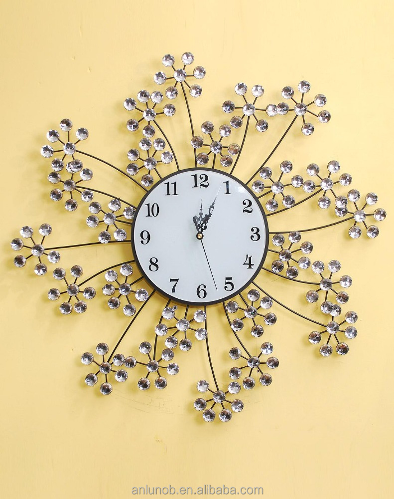 Metal Art Wall Clock, Metal Art Wall Clock Suppliers and ...