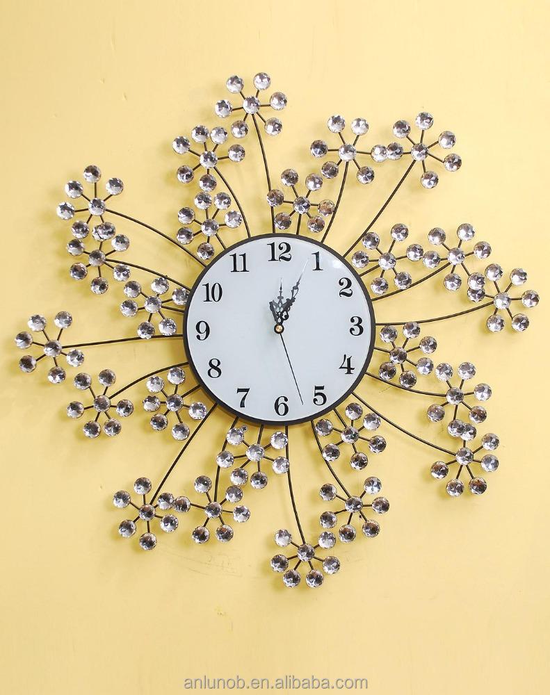 Amazing Metal Wall Clock Art Ideas - The Wall Art Decorations ...