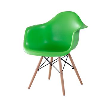 Living room chair designer relax easy chair plastic for Plastic easy chair