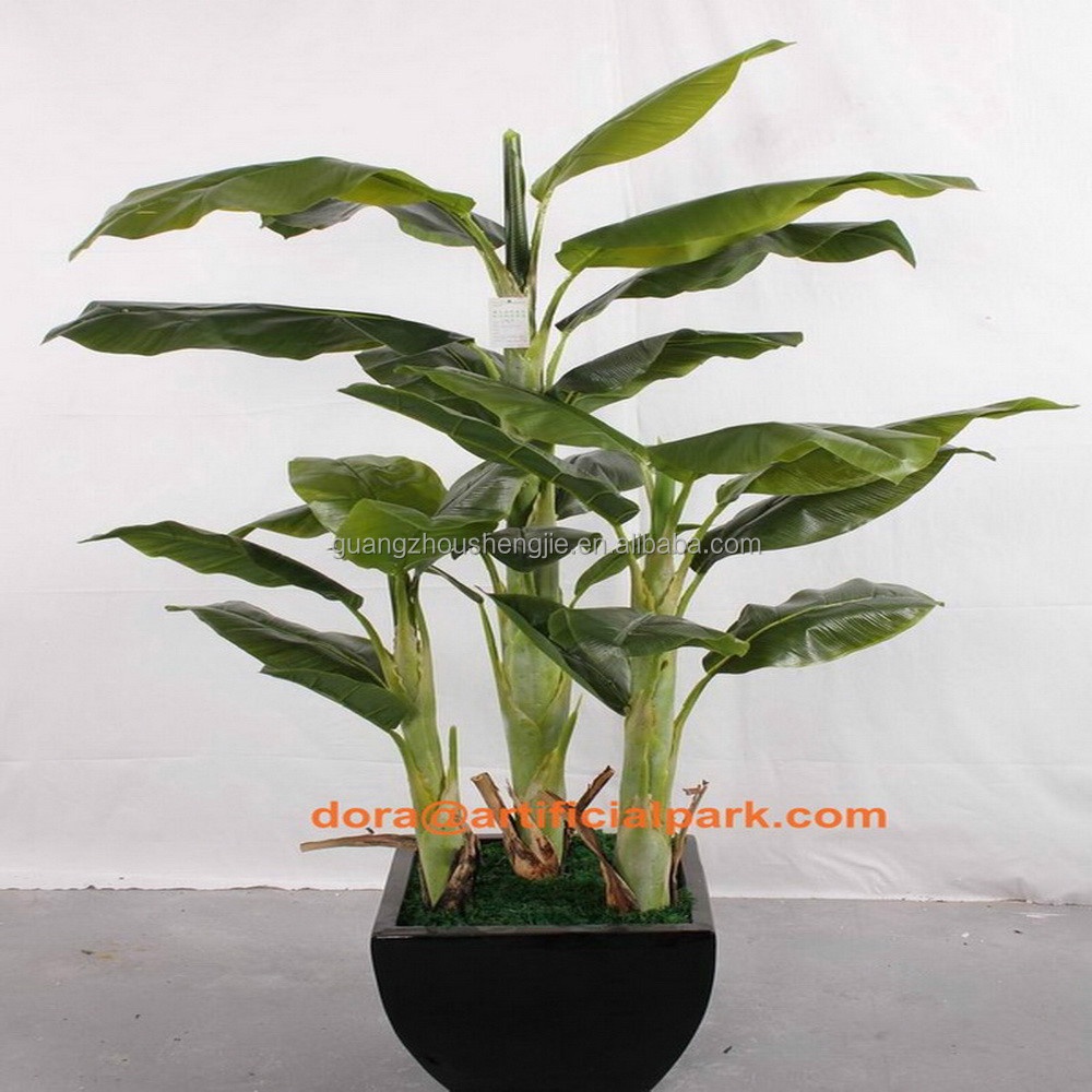 SJH012145 make artificial plants green foliage plants guangzhou shengjie artificial plant