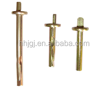 Ceiling Anchor /safety Nail Anchor Yzp Carbon Steel China ...