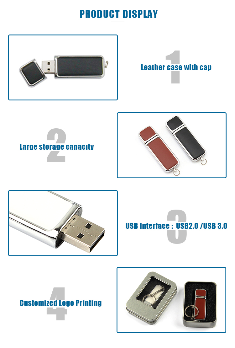 High Spend Read Leather Usb Flash Drive Flash Support Write Password - Buy  Sandisk Pen Drive,Buy Wholesale Pen Drive,Hp Pen Drive Product on