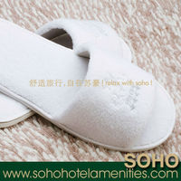Coral Fleece Hotel Disposable Slipper