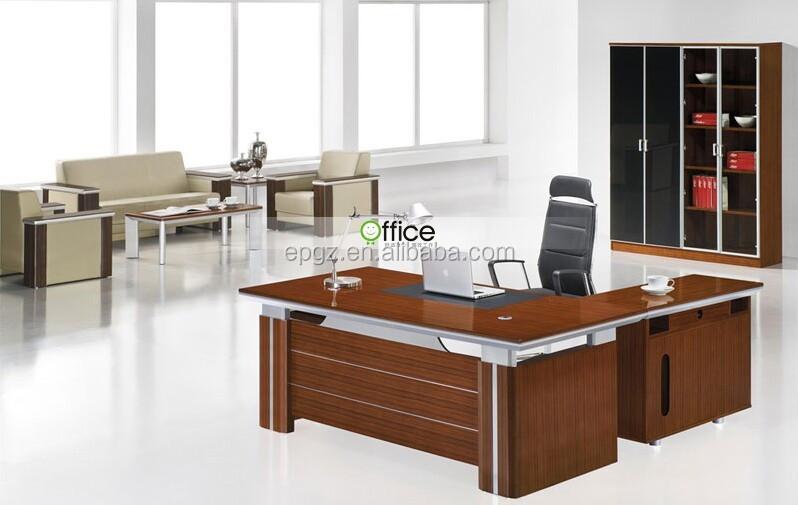 New School Office Furniture,principal Office Table Desk