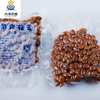 ISO22000 sweet taste fried red skin peanuts
