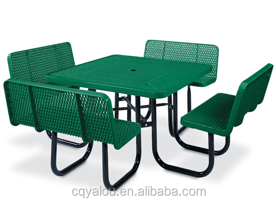 (TB-42) Cheap Camping Tables,Patio  Table Chairs,Round Party Table Outdoor