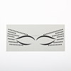 temporary eye tattoo/eye line tattoo/eyes tattoo sticker