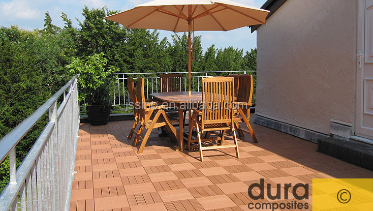 wpc diy wood deck tile cheap