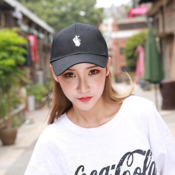 5a1031ce7c2 2018 Brand Hip Hop Hats Men Women Baseball Caps Snapback Solid Colors  Cotton Bone European Style