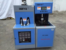 5l PET bottle blowing machine, plastic blow molding machine,semi automatic PET blowing machine