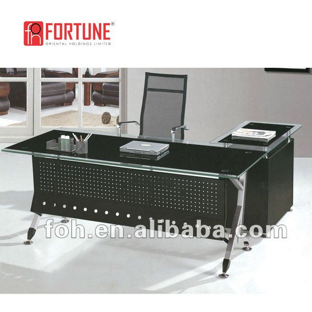 tempered glass office desk. Colors Optional Modern Tempered Glass Office Desk Furniture