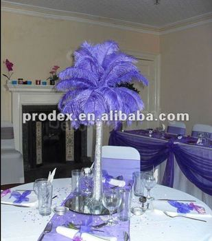 ostrich feather centerpieces for wedding decoration buy wedding