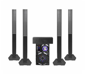 China speaker manufacturer 5.1 home theater woofer speaker systems
